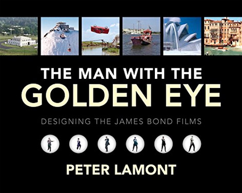 man golden eye peter lamont book