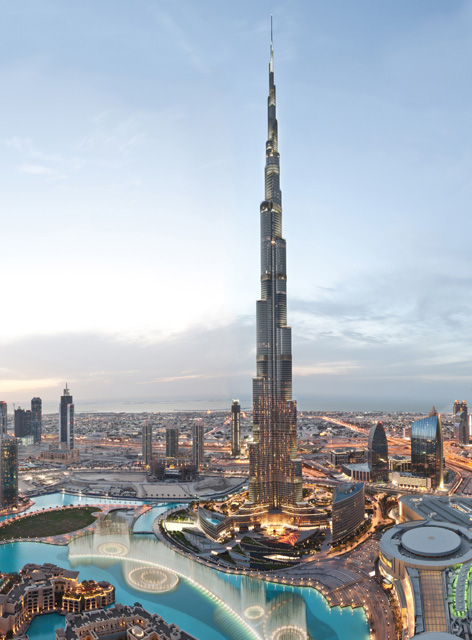 designing 007dubai burj khalifa james bond tower