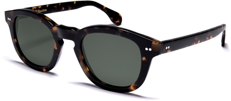 curry paxton cary grant sunglasses light tortoise