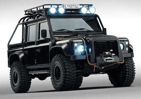 Land Rover Defender SPECTRE original
