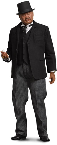 goldfinger oddjob scale figure big chief studios
