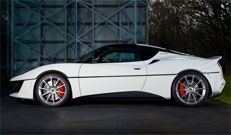 Lotus Evora 410 James Bond edition