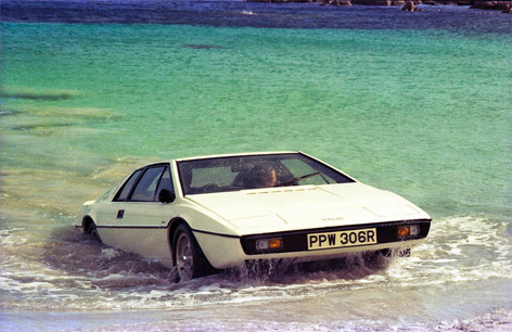 Lotus Esprit James Bond Spy Who Loved Me