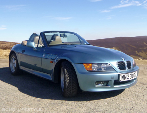 BMW Z3 for sale 1