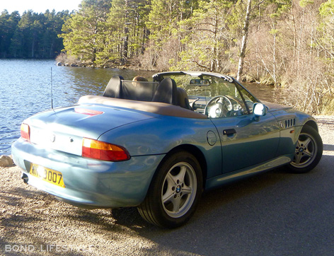 BMW Z3 for sale 5