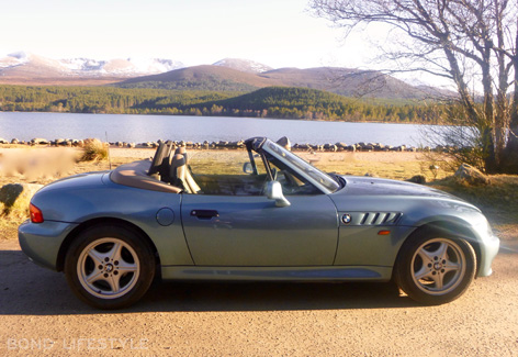 BMW Z3 for sale 6