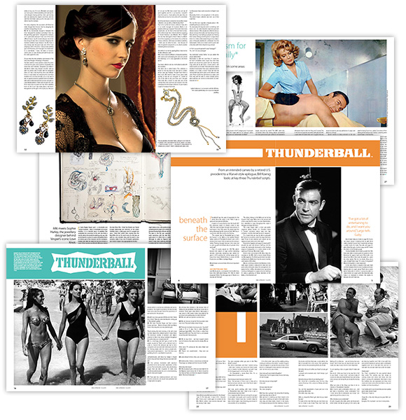 mi6 confidential 39 content james bond girls