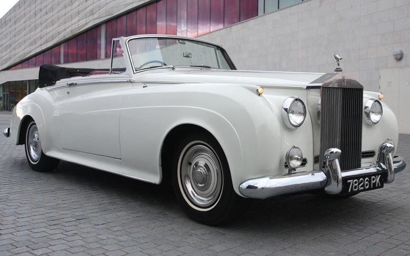 Ken Adam Rolls Royce For Cheshire Clic Cars