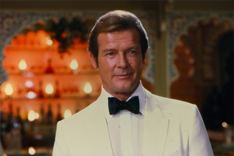 Roger Moore Octopussy