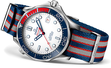Omega Seamaster 300M Commander watch 2