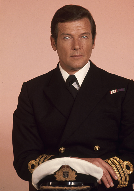 Roger Moore Spy Who Loved Me