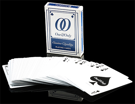 Casino Royale Playing Cards Ocean Club