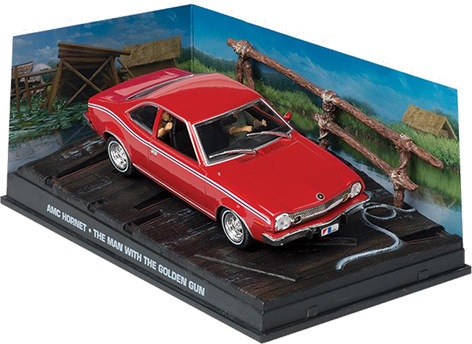 amc hornet james bond in motion collection