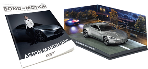bond in motion aston martin db10