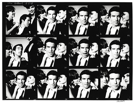 goldeneye pierce brosnan famke janssen photosheet