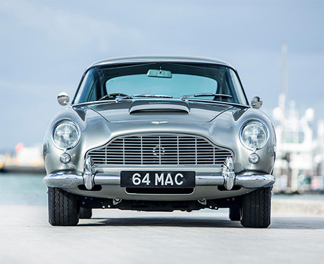 paul mccartney aston martin db5 bonhams auction front