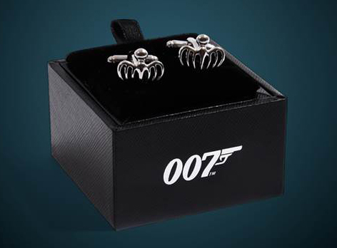 a-box spectre cufflinks