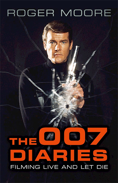 roger moore the 007 diaries filming live and let die