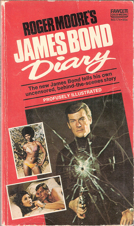 james bond diaries