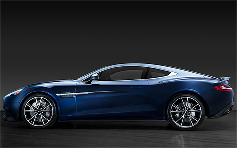 aston martin vanquish daniel craig auction new york christies