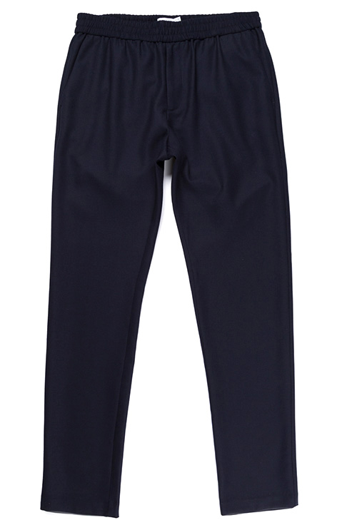 Sunspel Ian Fleming Collection lifestyle trousers