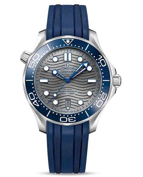 Daniel Craig Promotes Omega S Redesigned Seamaster Diver