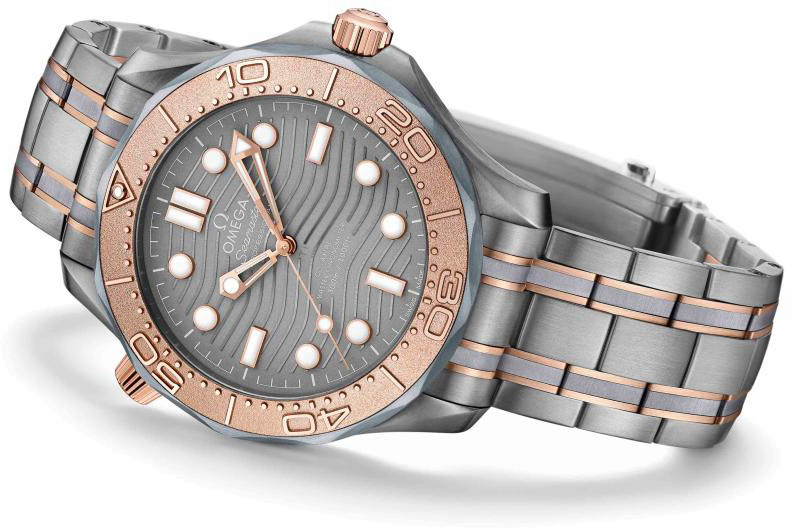 Omega Seamaster Professional Diver 300M limited edition