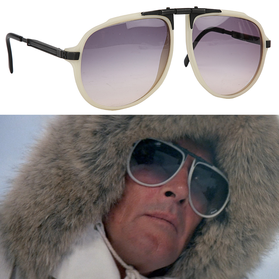 James Bond Roger Moore Bogner Sunglasses