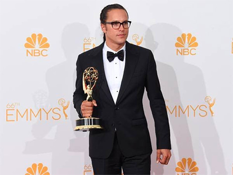 Cary Fukunaga True Detective Emmy James Bond 25