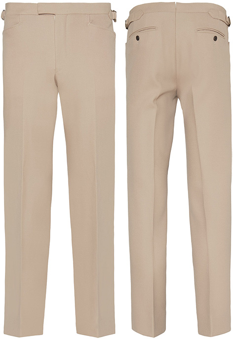 James Bodn Goldfinger trousers pants