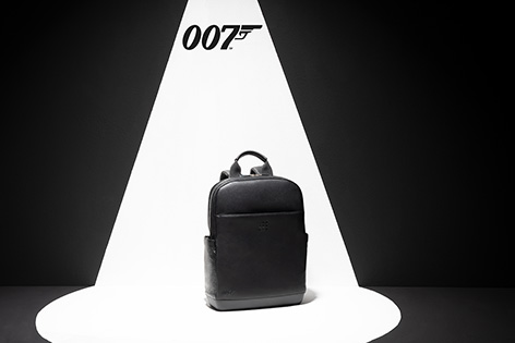Moleskine James Bond 007 Backpack