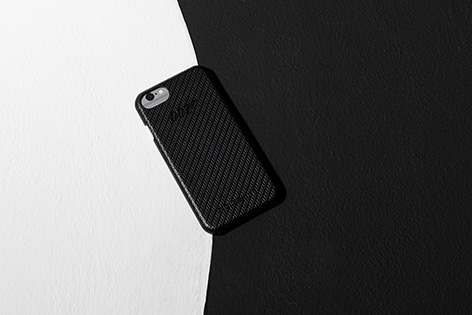 Moleskine 007 iphone cover
