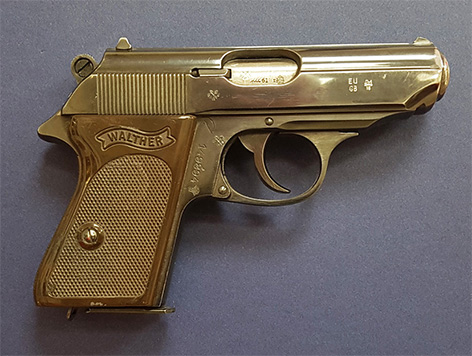 Walther PPK James Bond 007 auction Dr No