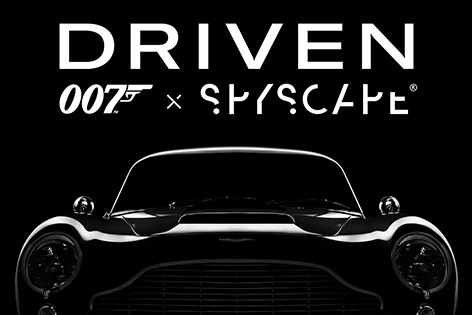driven 007 spyscape tickets new york