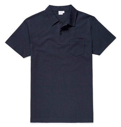Sunspel Riviera Polo with 20% OFF