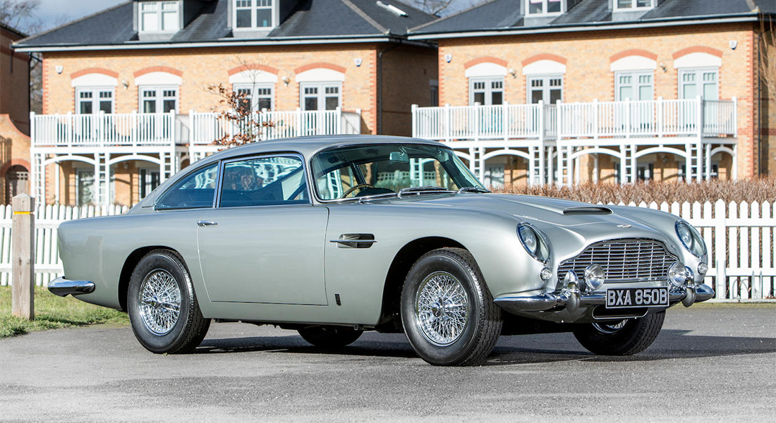 Bonham S Aston Martin Sale To Feature Db5 Vanquish And V8 Volante Bond Lifestyle