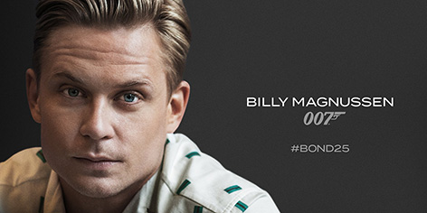 Billy Magnussen Bond 25