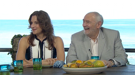 Barbara Broccoli Michael G Wilson Bond 25 Jamaica GoldenEye