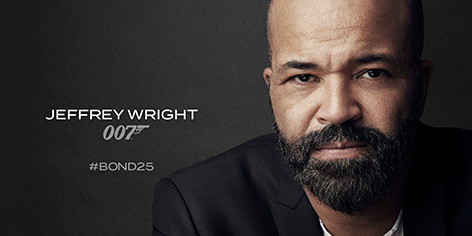 Jeffrey Wright Bond 25 villain