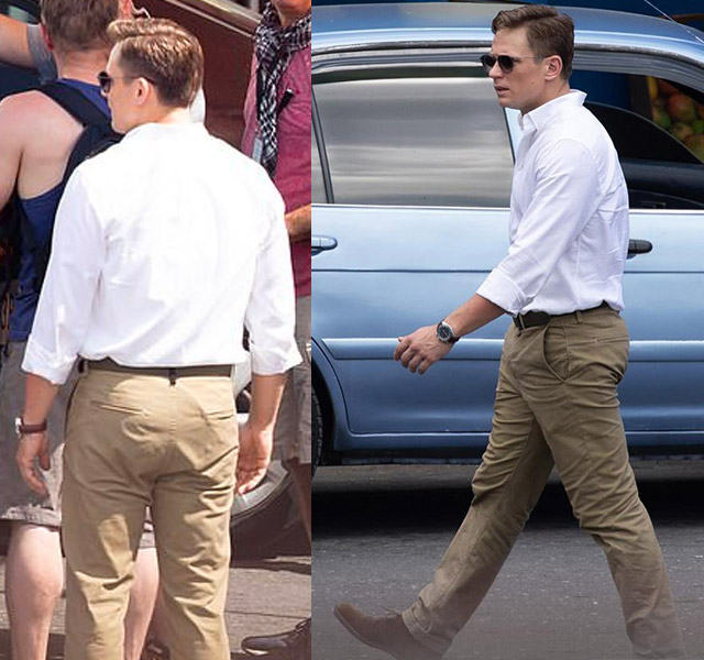 Bond 25 Billy Magnussen in Jamaica Port Antonio