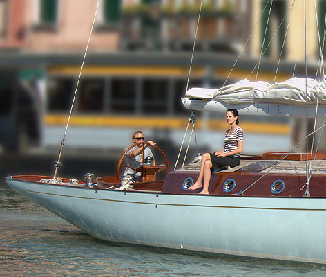 James Bond Casino Royale Spirit Yacht 54 Venice Souffriere