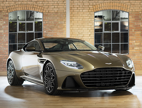 Aston Martin DBS Superleggera OHMSS 1