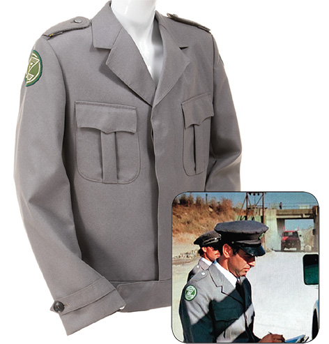 A View To A Kill security jacket