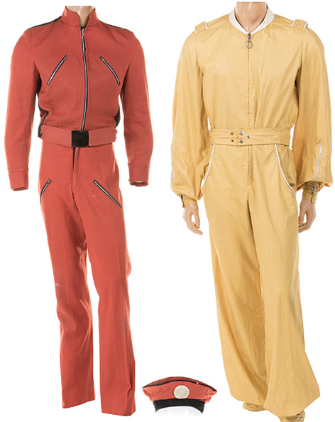 prop suits moonraker spy who loved me henchmen crew