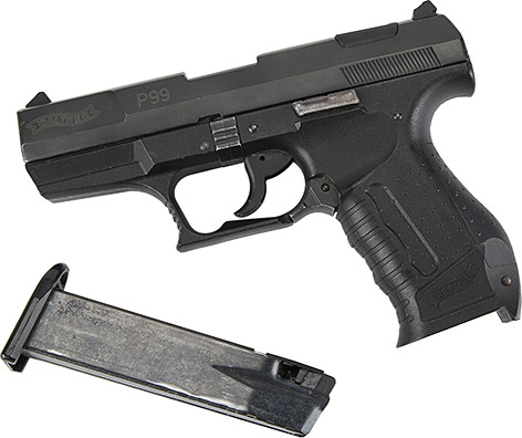 Walther P99 Die Another Day prop James Bond Pierce Brosnan auction
