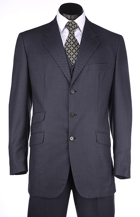 Brioni three-piece suit Pierce Brosnan James Bond GoldenEye