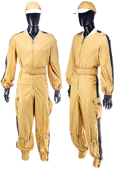 Moonraker technician jumpsuit