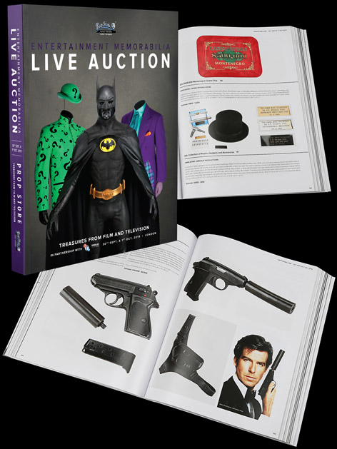 Prop Store Memorabilia Auction 2019