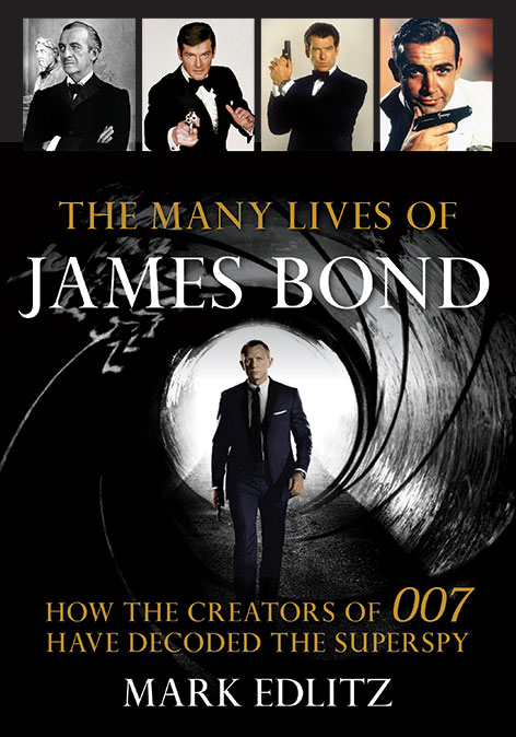 many lives of james bond