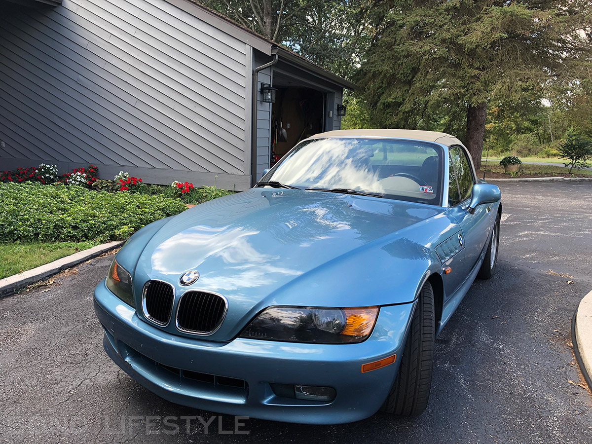Bmw Z3 Neiman Marcus 007 Edition For Sale In The Usa Bond Lifestyle